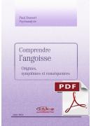 Comprendre l'angoisse (PDF)