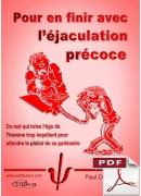 Pour en finir avec l'éjaculation précoce  -  e-book PDF