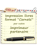 Impression à la demande (collection Carnets)